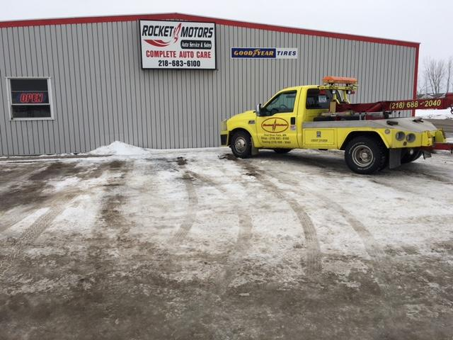 Rocket motors in thief river falls mn auto repair for Northern motors inc thief river falls mn