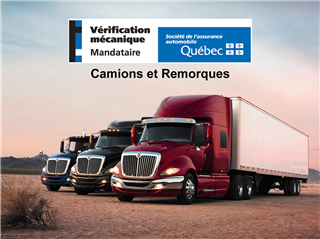 Camion International Rive-Nord