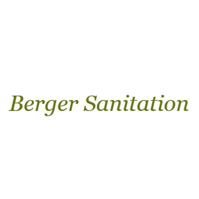 Berger Sanitation Inc. - Nazareth, PA - Debris & Waste Removal
