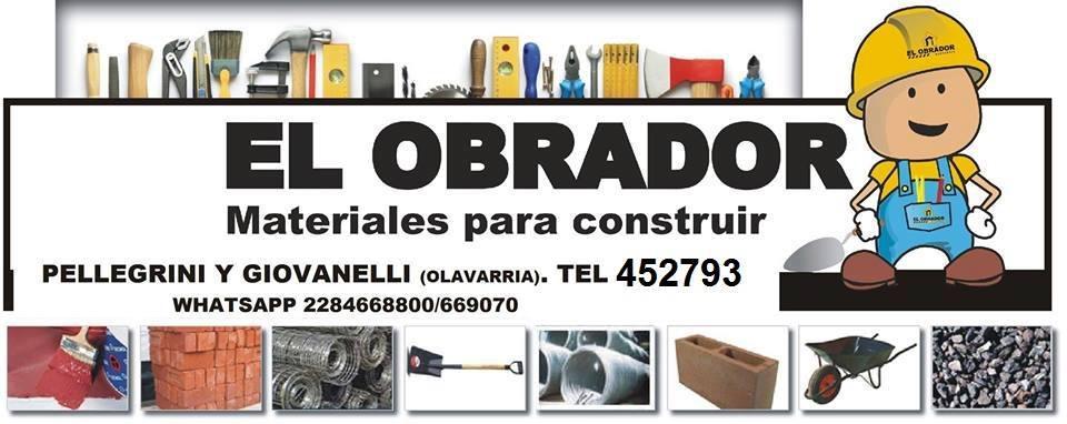 CORRALON EL OBRADOR OLAVARRIA