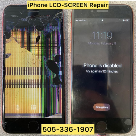 Cell Phone Repair Albuquerque