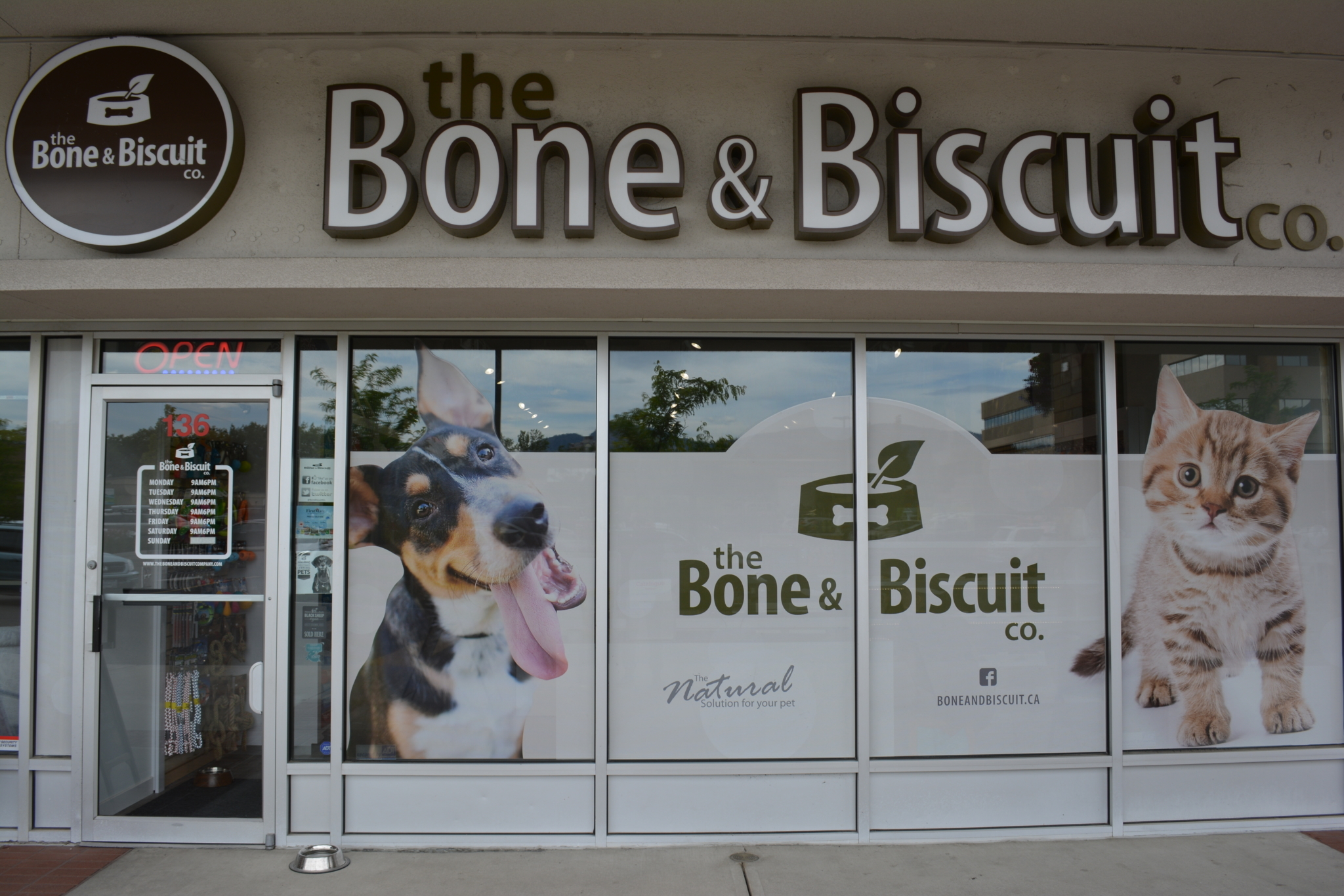 Images the Bone & Biscuit co.