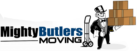 Mighty Butlers Moving - ad image
