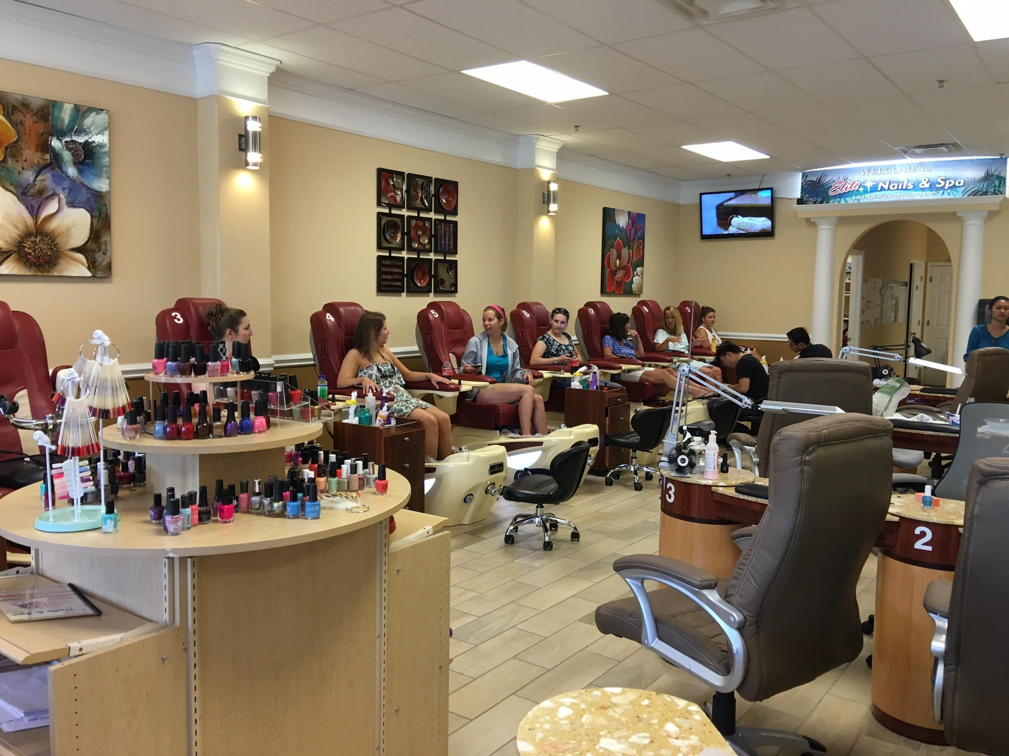 Elite Nails & Spa in Pawleys Island, SC 29585 - ChamberofCommerce.com