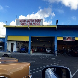 Mejia Auto Body Shop