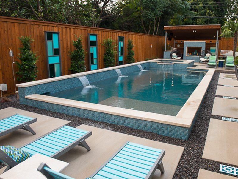 Summerhill Pools Inc In Dallas Tx 75238