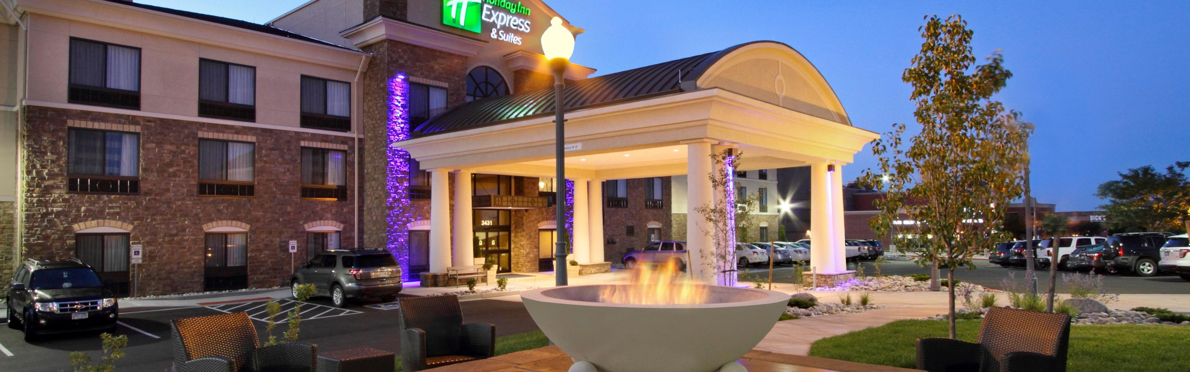Holiday Inn Express Amp Suites Colorado Springs First Amp Main