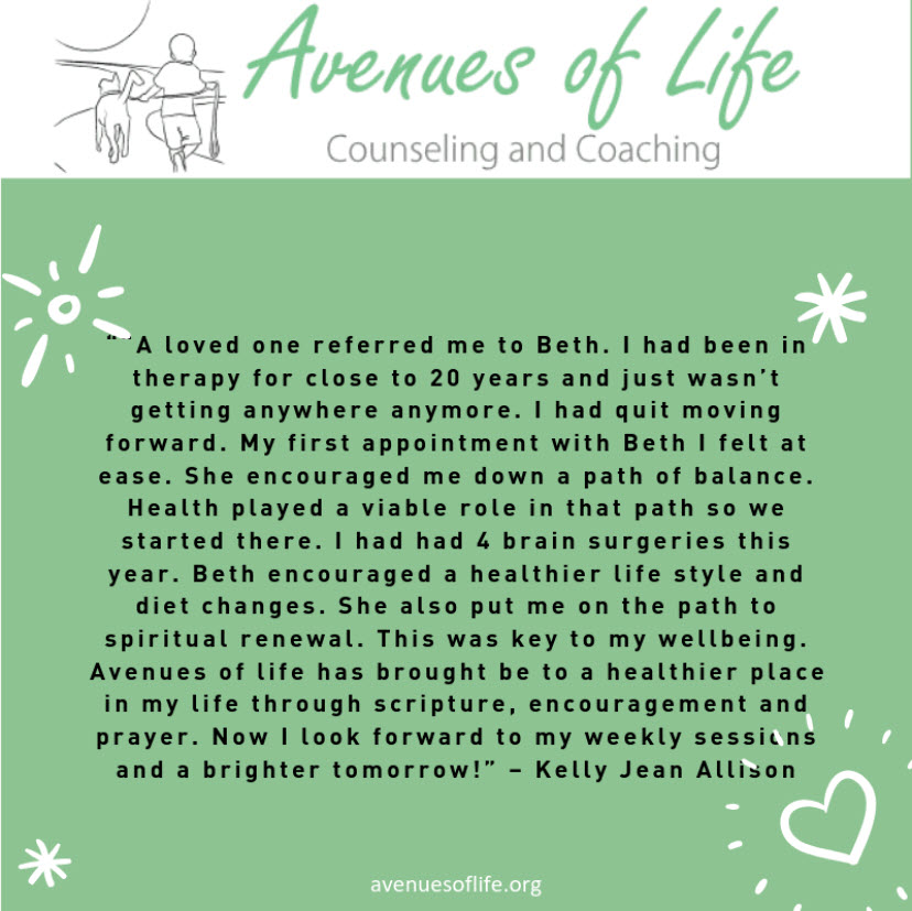 Avenues of Life Counseling and Coaching