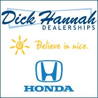 Dick Hannah Honda