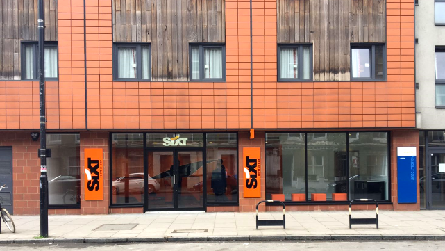 Sixt Car Hire Caledonian Rd. Station