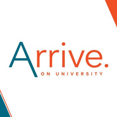 Arrive on University