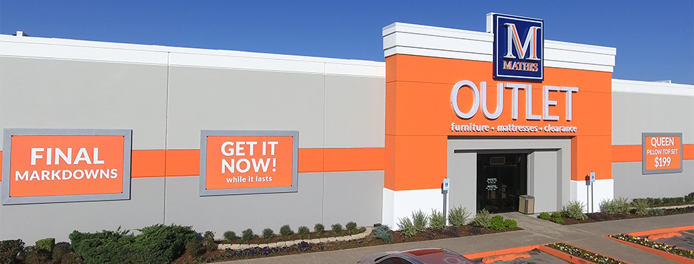 Mathis Outlet Oklahoma City Oklahoma Ok Localdatabase Com