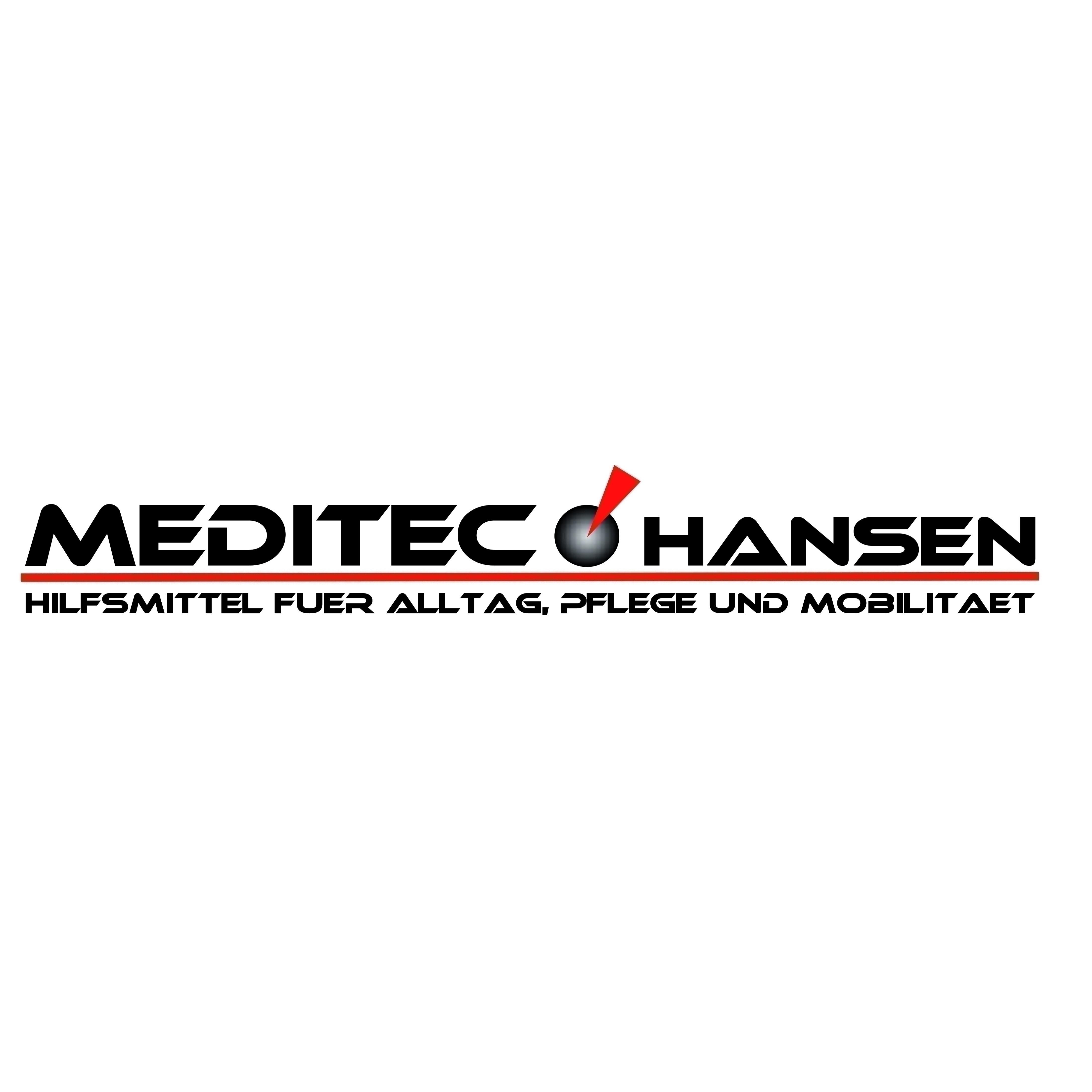 Bild zu Meditec Hansen - Hilfsmittel für Alltag, Pflege und Mobilität in Nachrodt Wiblingwerde