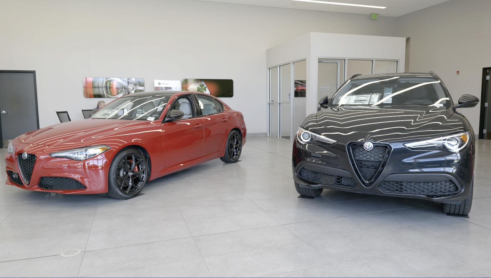 Arrigo Alfa Romeo of West Palm Beach