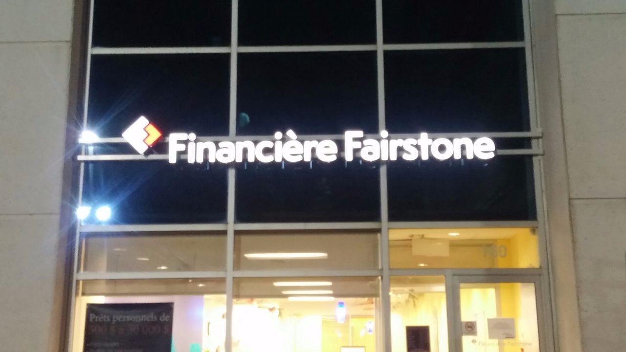 Fairstone, formerly CitiFinancial Quebec (418)266-1388