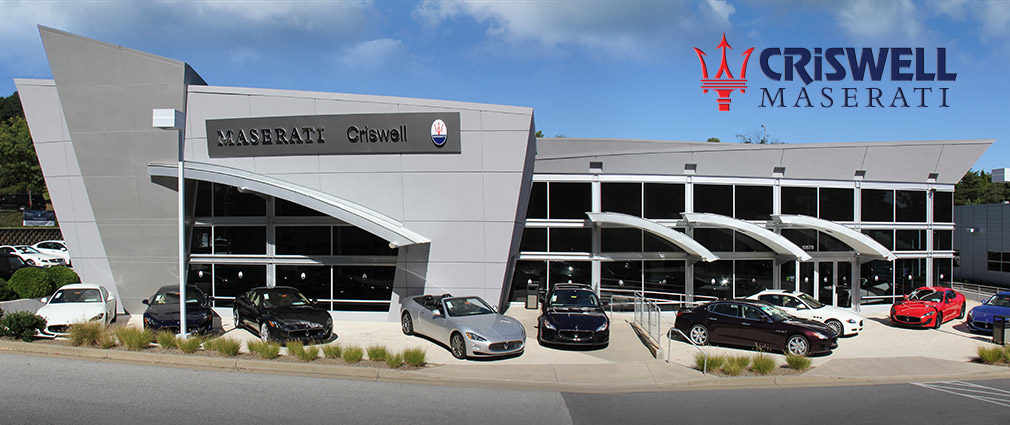 Criswell Maserati Germantown Maryland Md