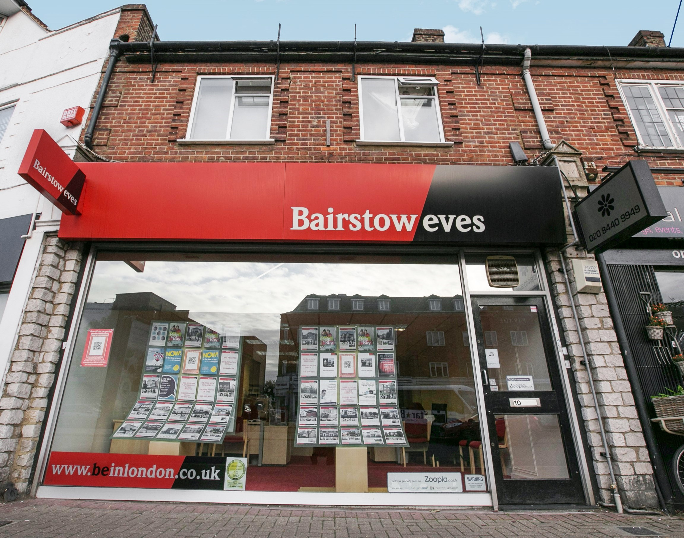 Bairstow Eves Estate Agents Barnet - CLOSED