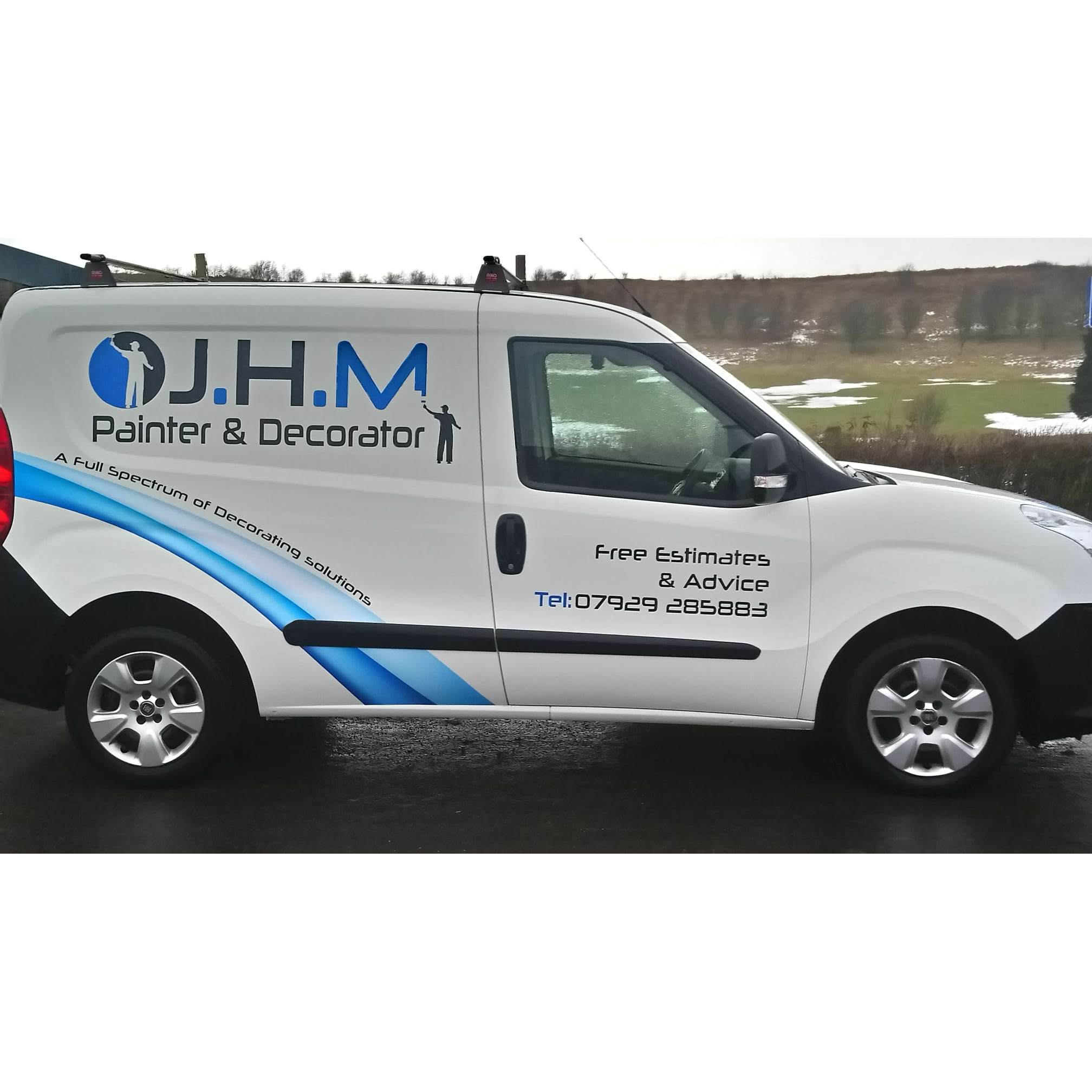 JHM Painter & Decorator - Glenrothes, Fife KY6 3DT - 07929 285883 | ShowMeLocal.com