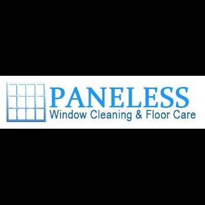 Paneless Window Cleaning & Floor Care