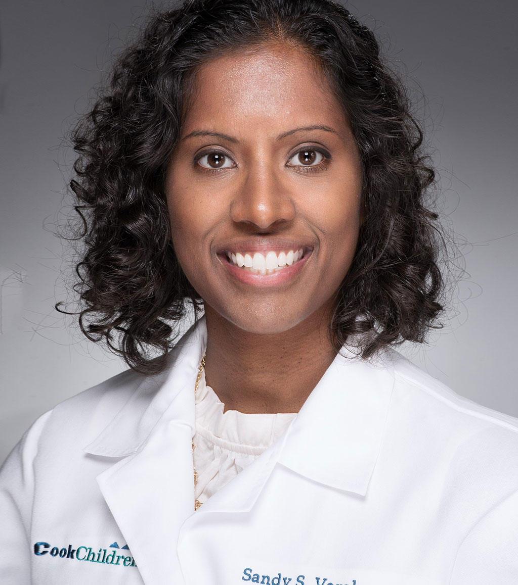 Dr. Sandy Varghese - Cook Children's