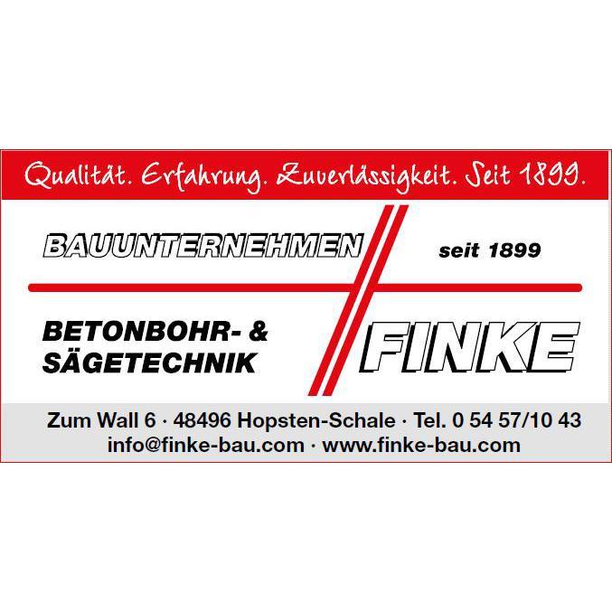 Bild zu Finke Bauunternehmen GmbH & Co. KG in Hopsten