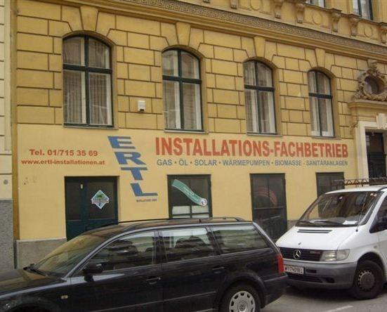 ERTL Installationen GmbH