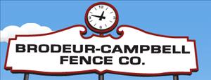 Brodeur Campbell Fence image 1