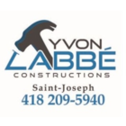 Constructions Yvon Labbé Ltée