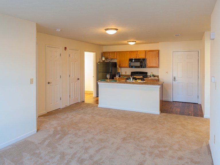Worthington Creek Apartments In Parkersburg Wv 26104
