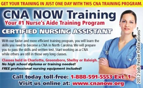 CNA Now Training