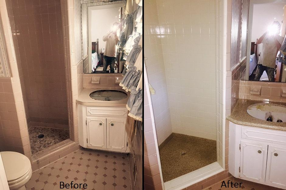 Miracle Method Surface Refinishing 311 Judges Rd Wilmington Nc Shower Doors Enclosures Mapquest