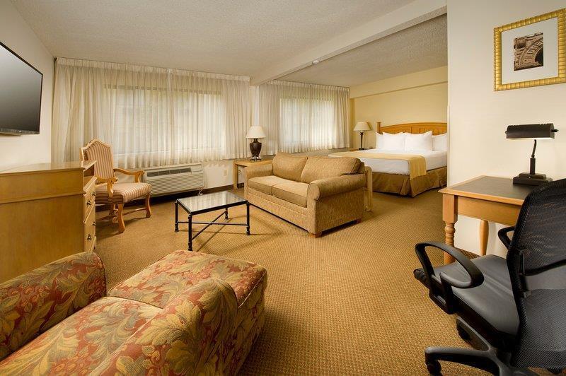 Guest Room Best Western Seattle Airport Hotel Seattle (206)878-3300
