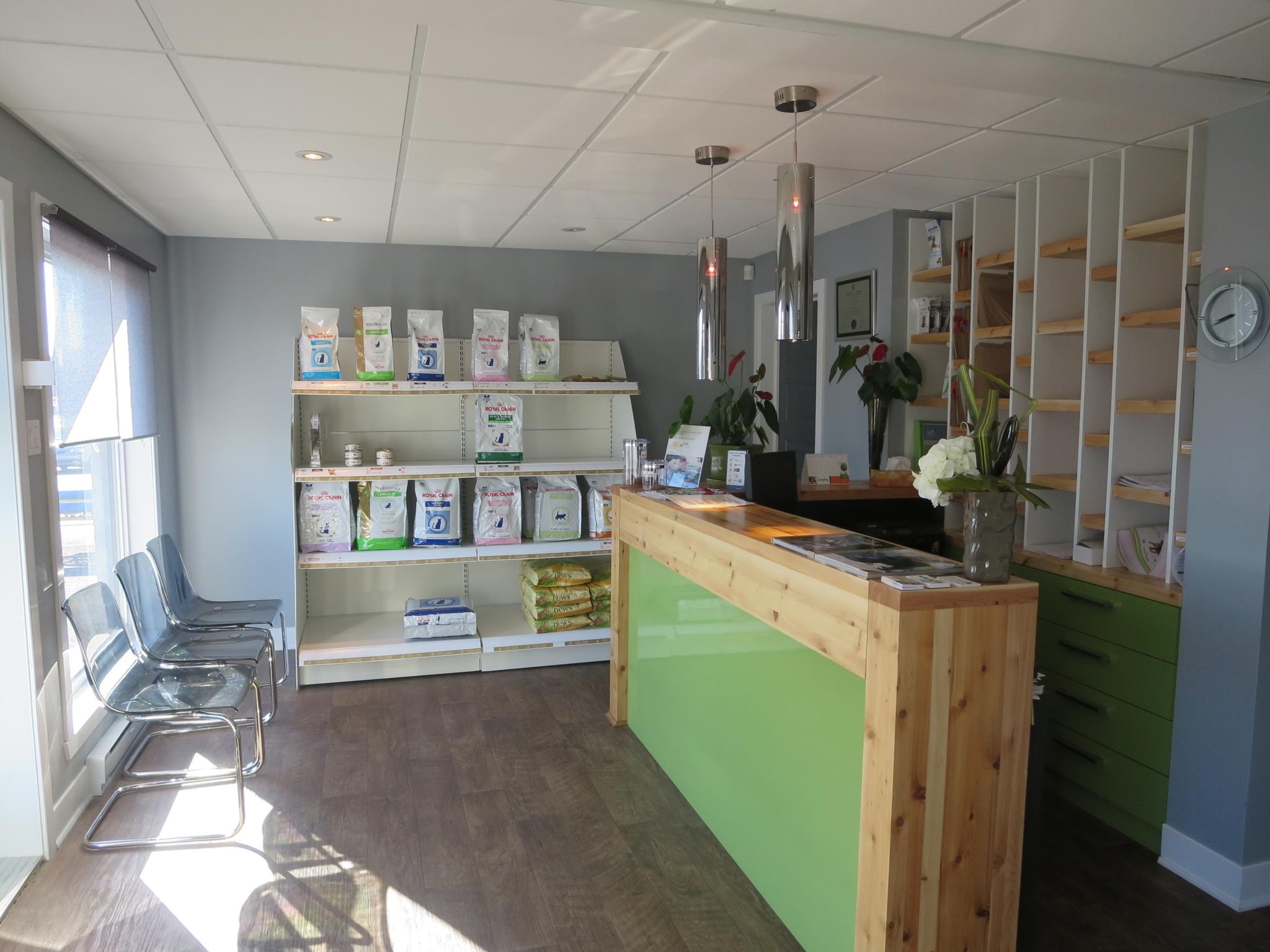 CliniqueVétérinaire COSVet à Mirabel