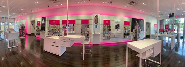 Interior photo of T-Mobile Store at Ridge Ave & Lyceum Ave, Philadelphia, PA