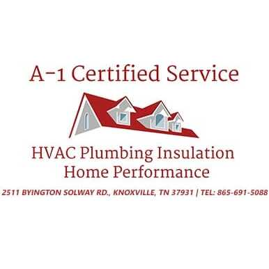 A1-Certified Service Inc - Knoxville, TN - Heating & Air Conditioning