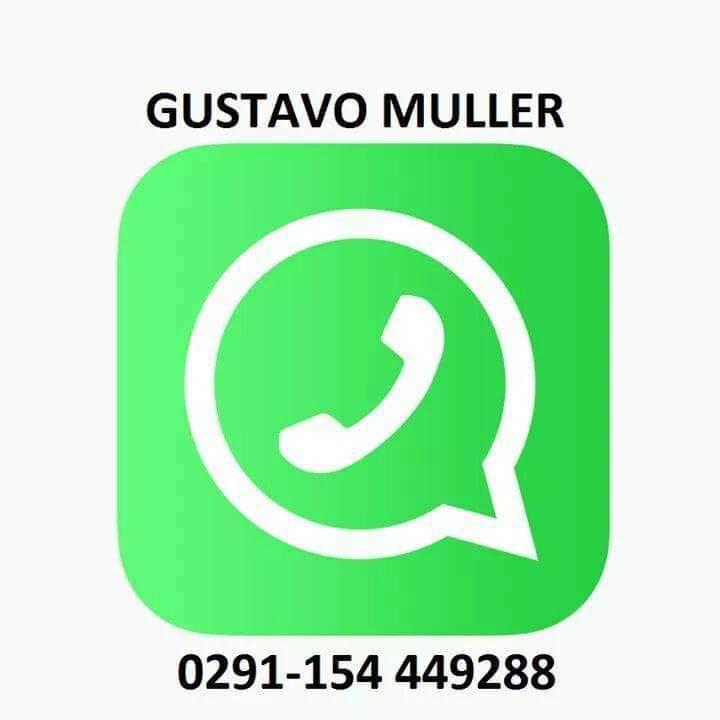 GUSTAVO MULLER - MAT NRO 37267