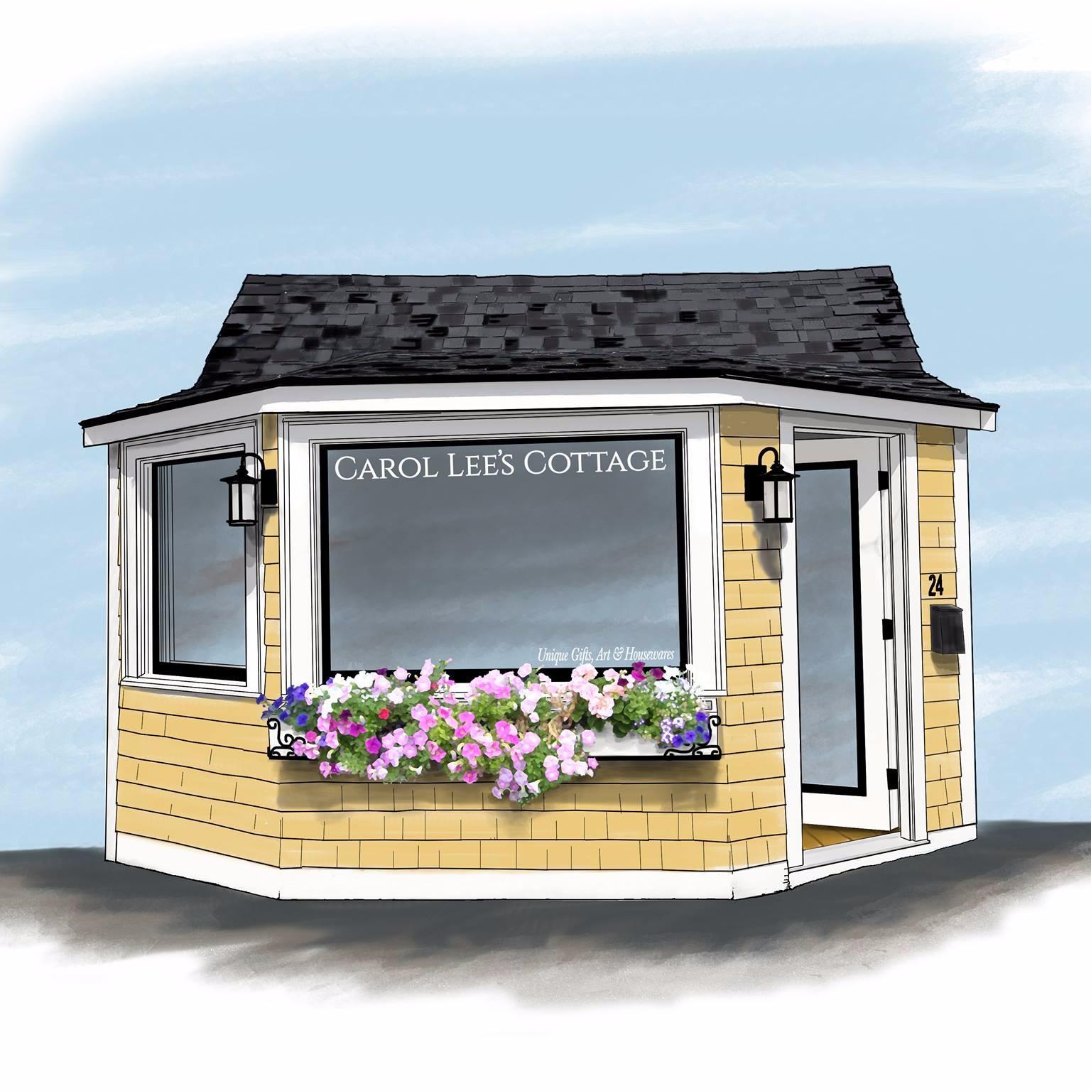 Carol Lee's Cottage - Rockport, MA - Card & Gift Shops