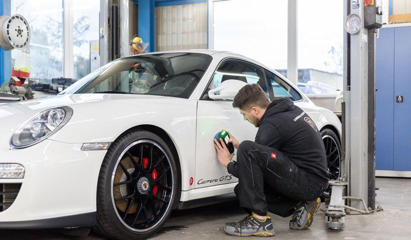 Bild der Karosserie Maurizio Davi | Karosserie-und Lackierfachbetrieb