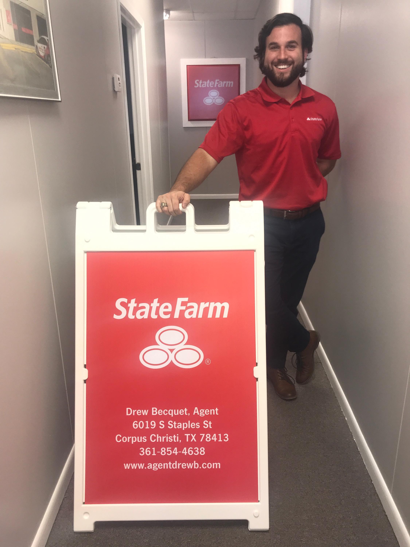 Drew Becquet - State Farm Insurance Agent