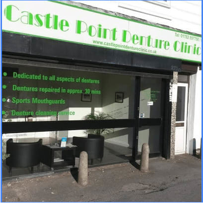Castle Point Denture Clinic - Benfleet, Essex SS7 1RU - 01702 557750 | ShowMeLocal.com