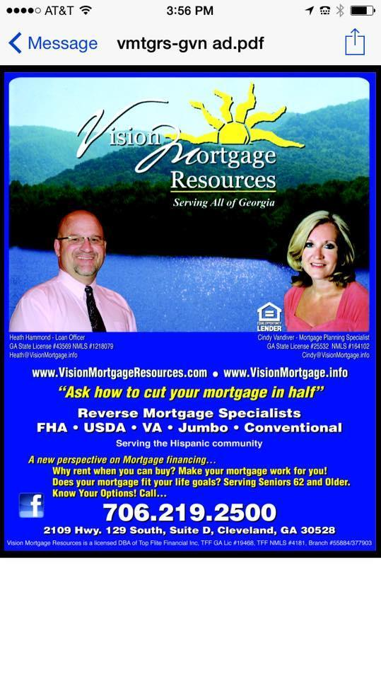 Vision Mortgage Resources