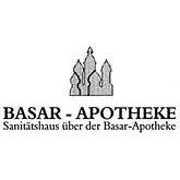 Logo der Basar-Apotheke