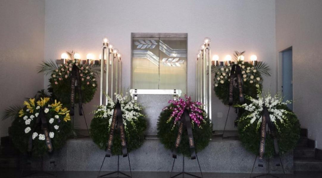 Pohřební ústav - J. Kapitán