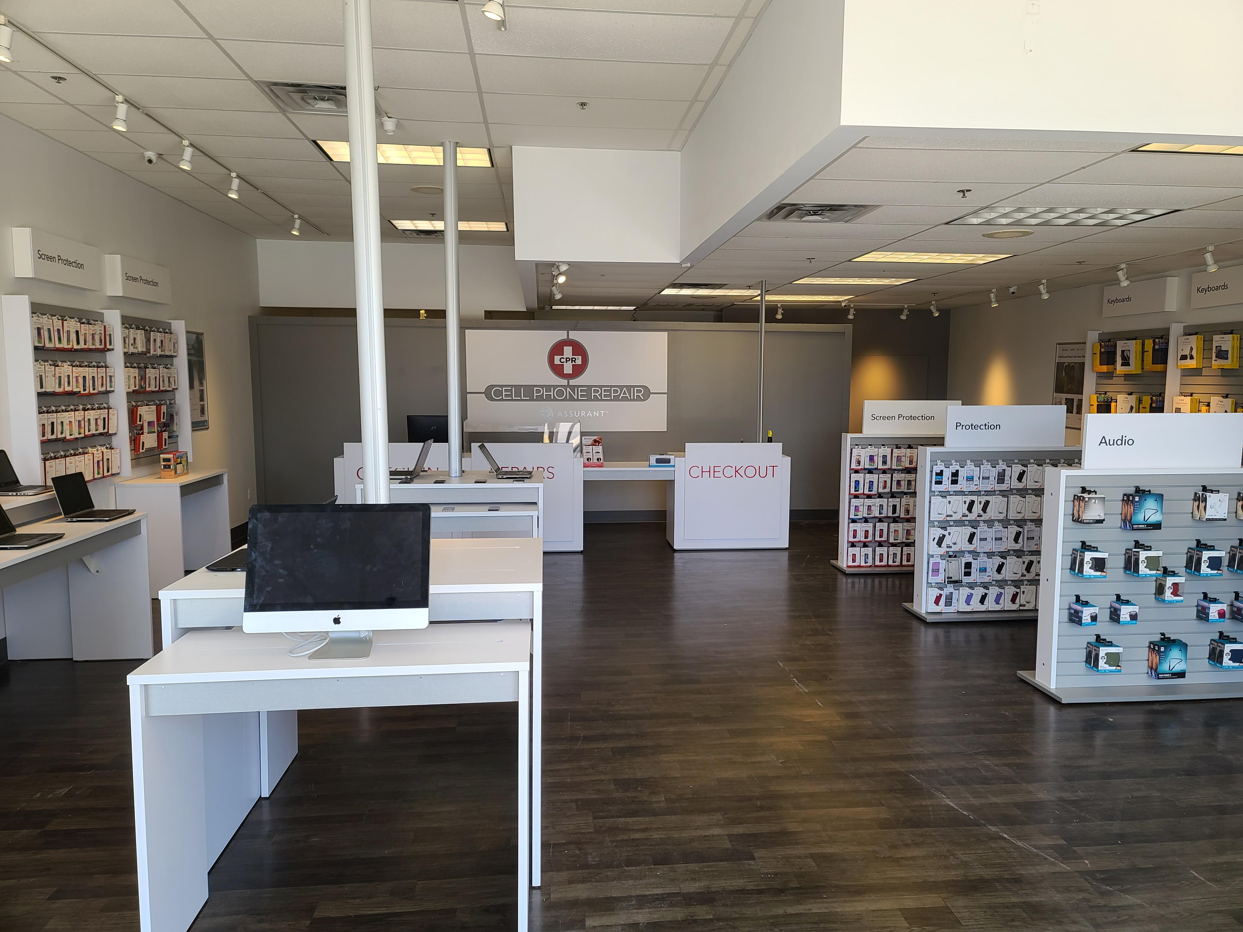 CPR Cell Phone Repair San Antonio - Southwest