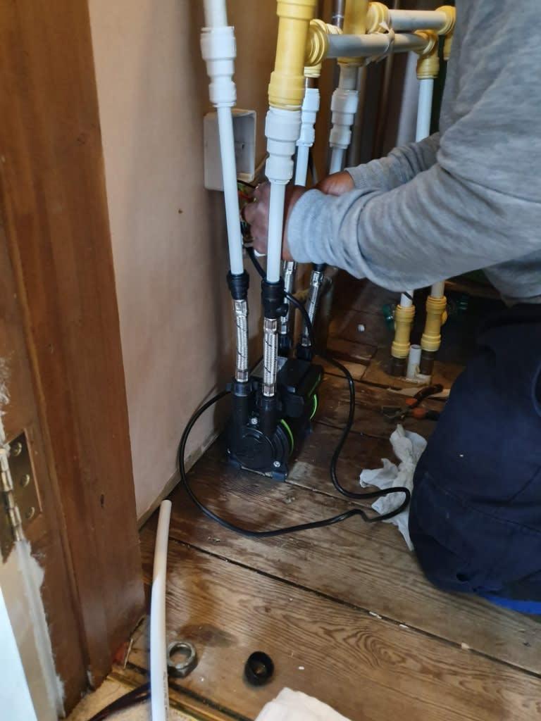 Patrick Plumbing & Heating Engineers Ltd Gloucester 07960 463541