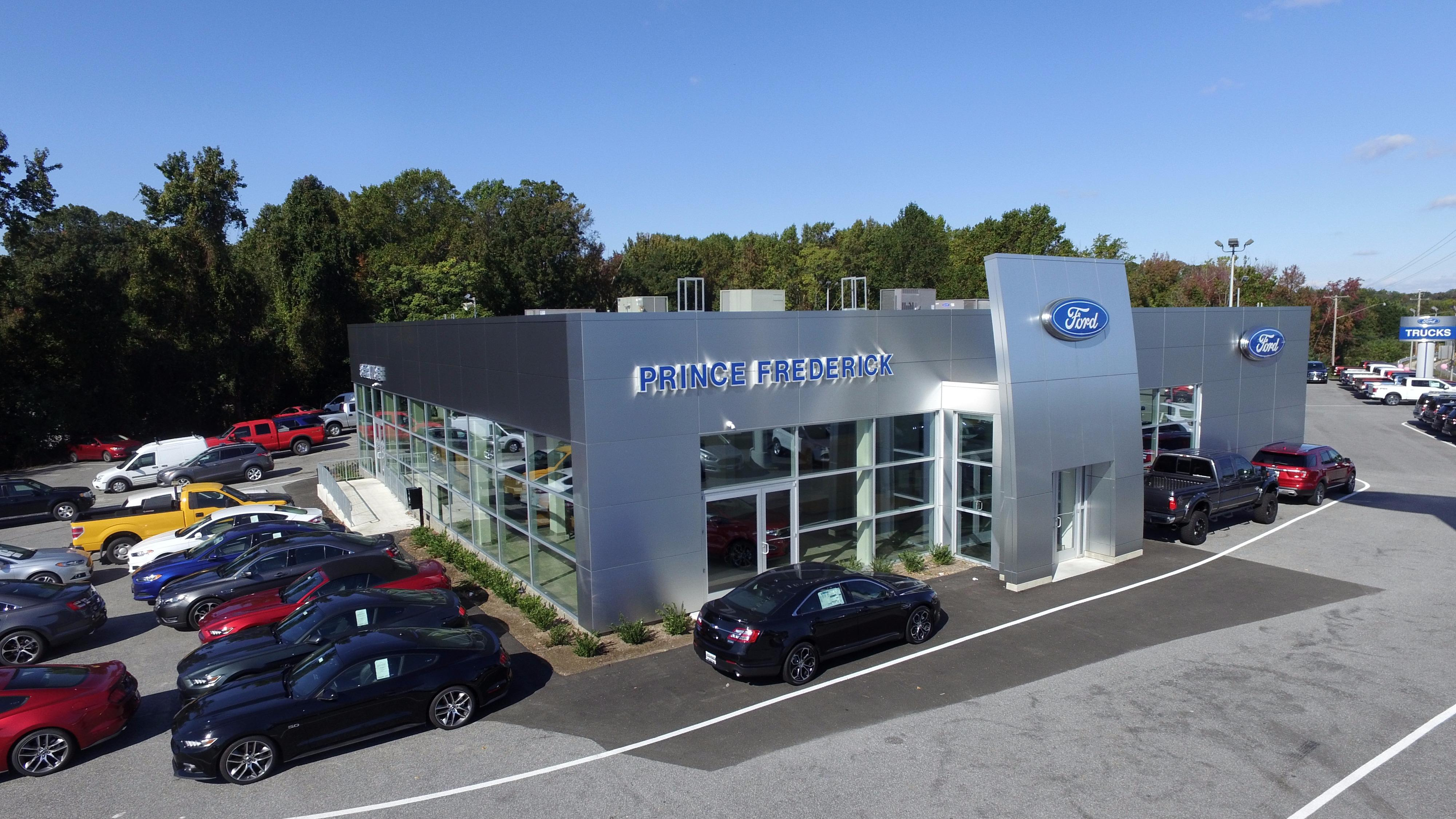 Car Dealer in MD Prince Frederick 20678 Prince Frederick Ford 10 Solomon's Island Road  (410)535-0900