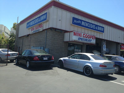 Minsky Mercedes And Bmw In San Diego Ca 92111