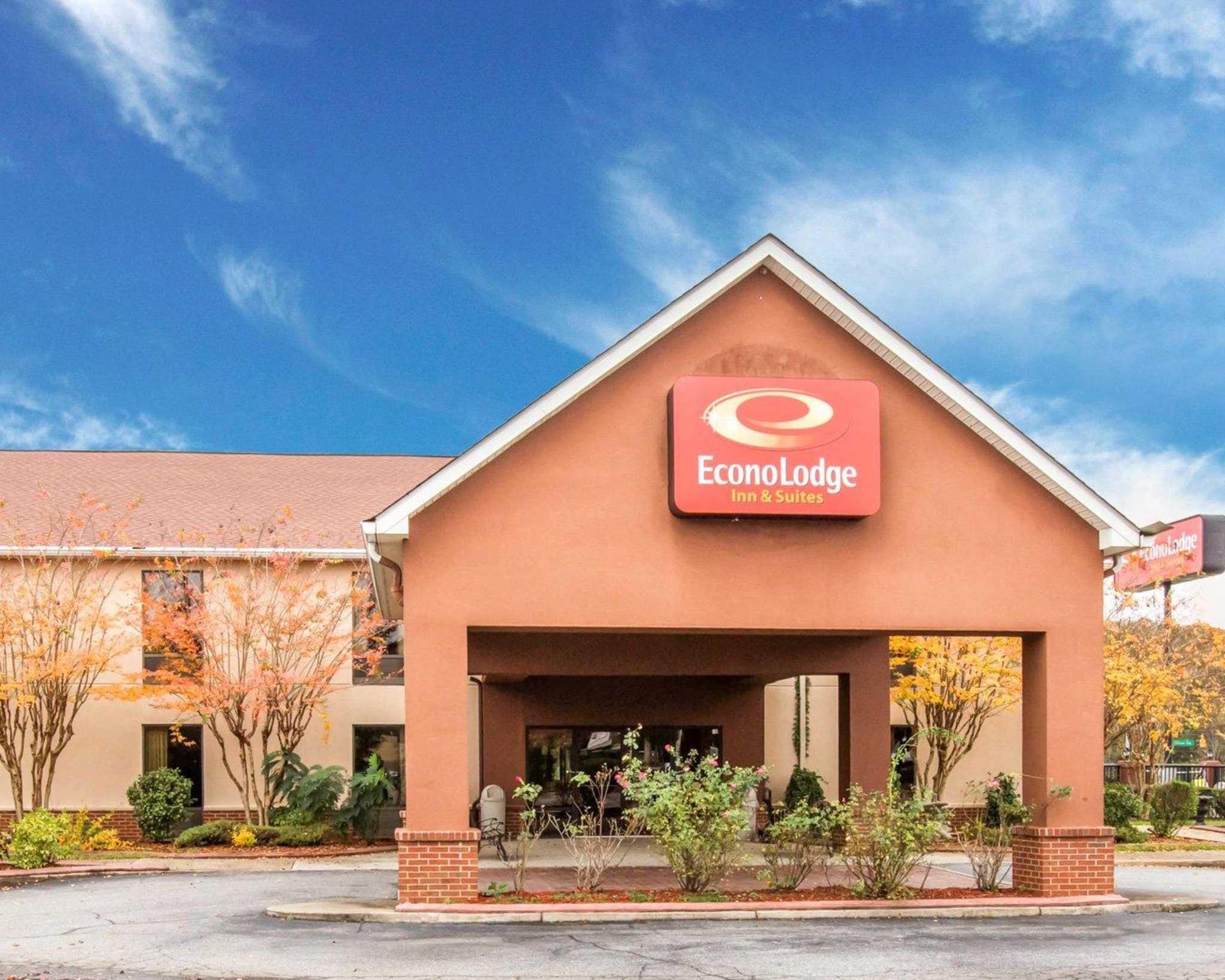 Econo Lodge Inn  U0026 Suites  Canton Georgia  Ga