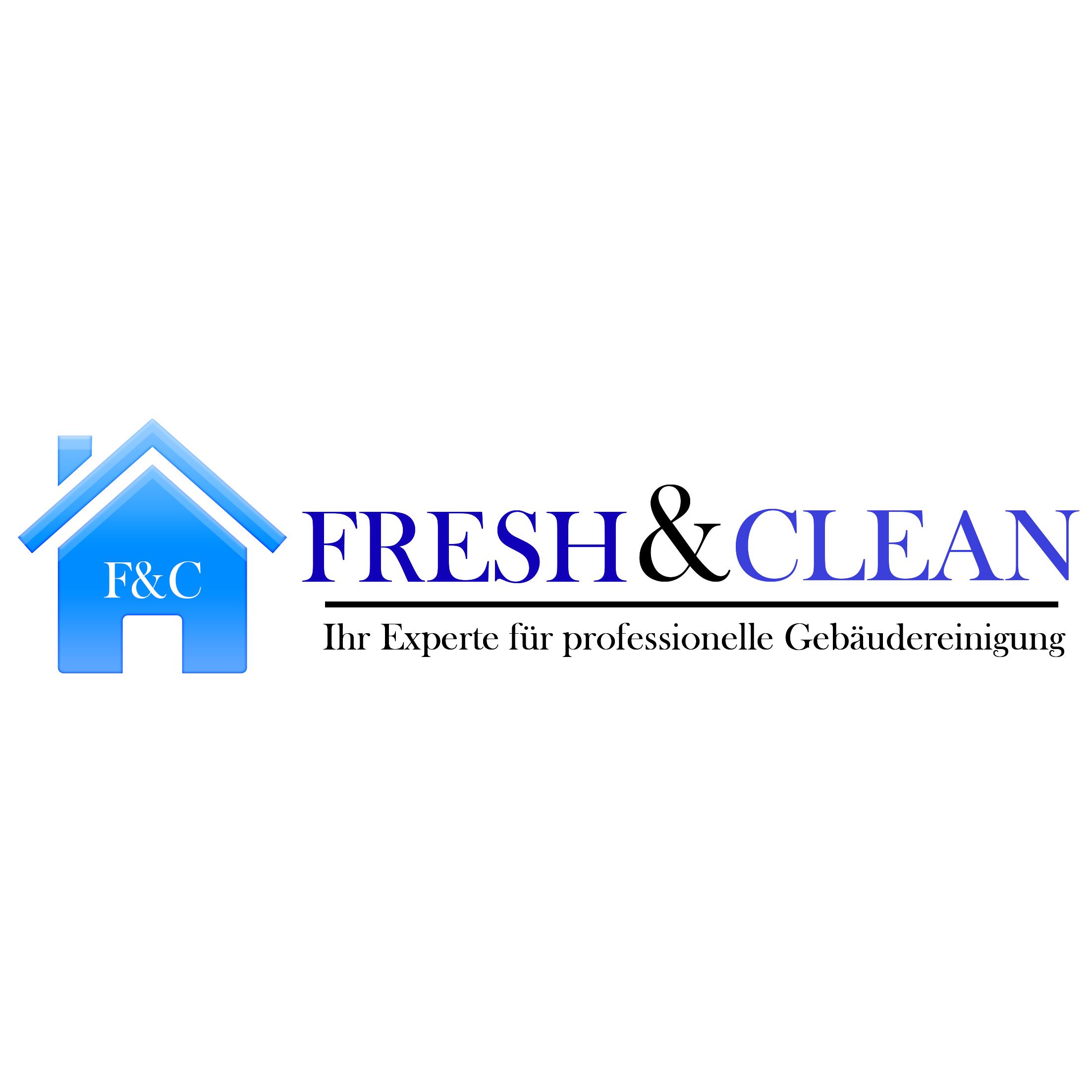 Fresh & Clean Gebäudereinigung Hamburg Logo