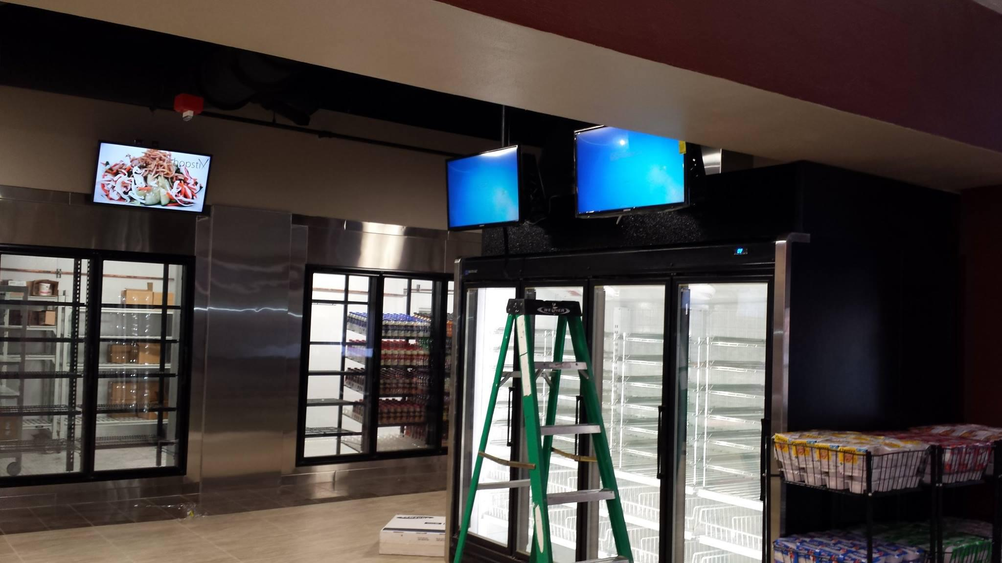 TV Installation Texas Homeland Security & Sound Lubbock (806)771-6810